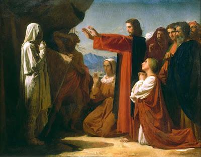 5. Niedziela Wielkiego Postu (A) – Ja życie moje oddaję