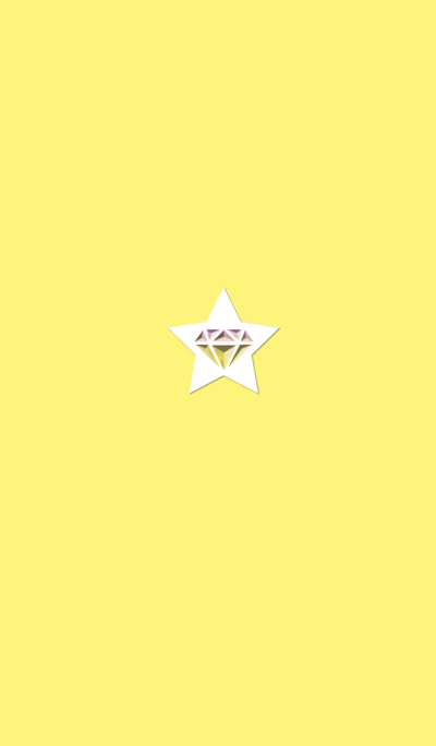 Yellow Star whose fortune will rise