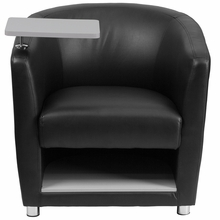 Reception Chair with Storage at OfficeAnything.com