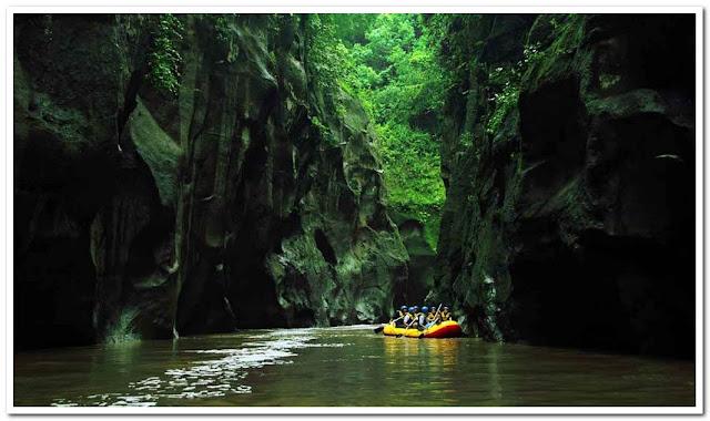 Rafting Songa Pekalen Probolinggo