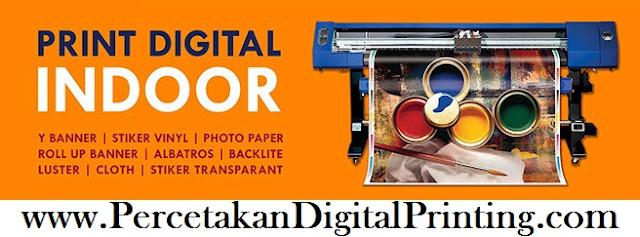 Hasil Cetak di Antar Digital Printing Cibubur Paling Oke Ada Di Sini