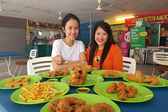 Ting Tong Ayam Goreng keenakkanya setaraf restoran ayam yang terkenal di Malaysia