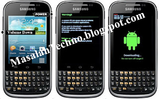 Download Mode Samsung Galaxy Chat