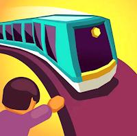 train taxi para hileli apk