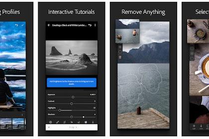 Tips Menggunakan Aplikasi Lightroom untuk Foto Instagram