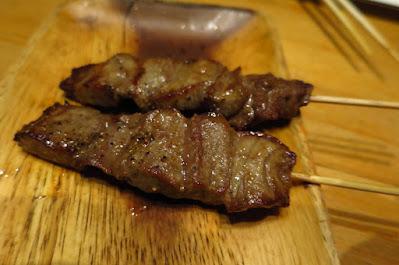 Kazu Sumiyaki, gyutan