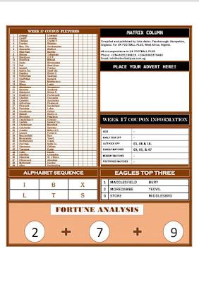 Weekly Matrix - Page 3