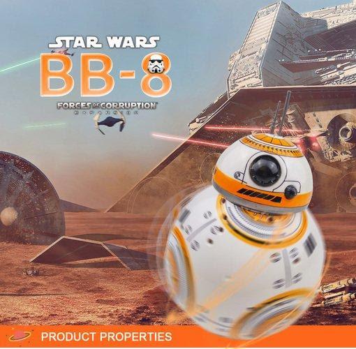 BB-8 Remote ControlIntelligent Droid Robot