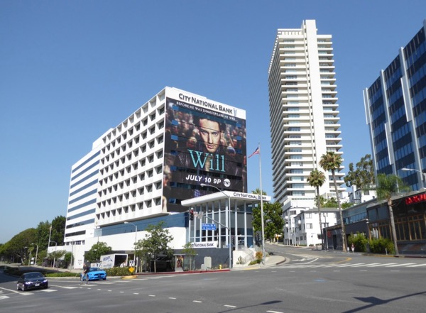 Giant Will TNT series billboard