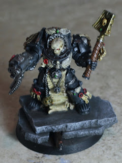 Reclusiarch in Terminator Armor