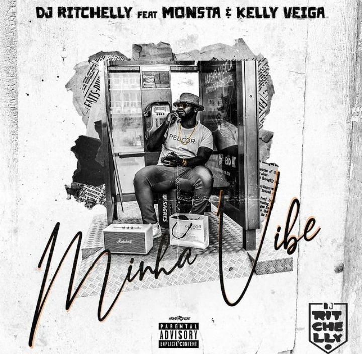 """DJ Ritchelly termina o 2020 com """"Minha Vibe"""" do Monsta e Kelly Veiga; ouça"""