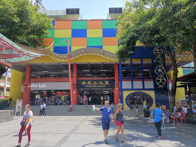 Walking Guide to the Best Hawker Stalls in Chinatown Complex Food Centre in Singapore