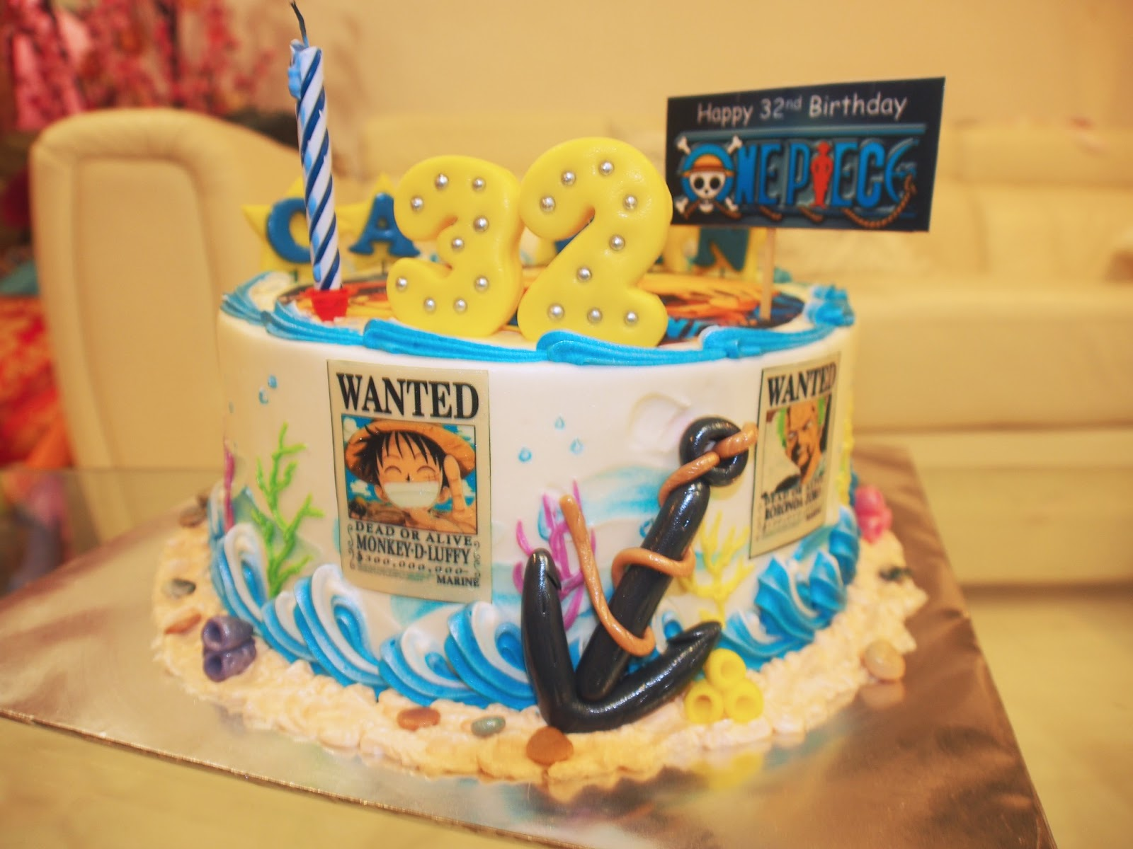 The Sensational Cakes Feedback Rainbow One Piece Cake Singapore