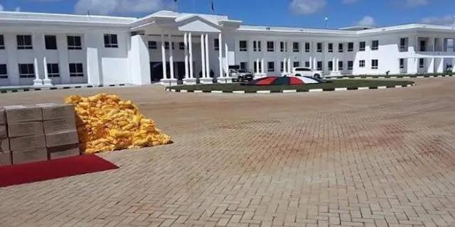 Machakos Governor Dr Alfred Mutua new palace