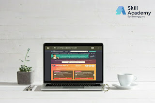 Kelas online terlengkap, Skill Academy