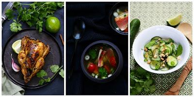 Cuisine thaïlandaise recettes et photos ©Edda Onorato