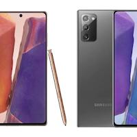 Samsung Note 20 Ultra dengan Kamera Super Canggih