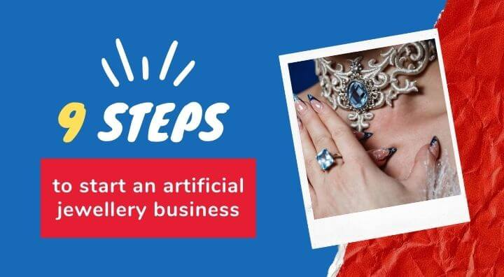 How to start an artificial jewellery business in India in 2021