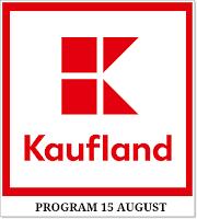 program 15 august orar functionare kaufland, lidl, penny, auchan, carrefour