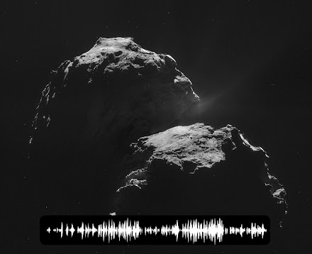 A Singing Comet - 67P/Churyumov-Gerasimenko auf Soundcloud ( 1 Track - Free Download )