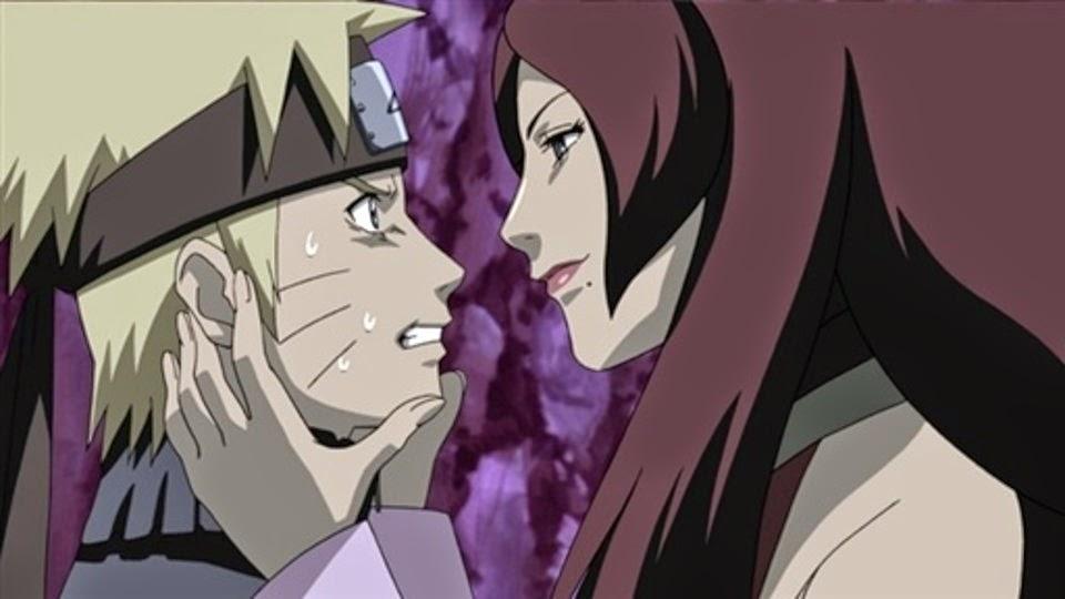 Fuka besa a Naruto