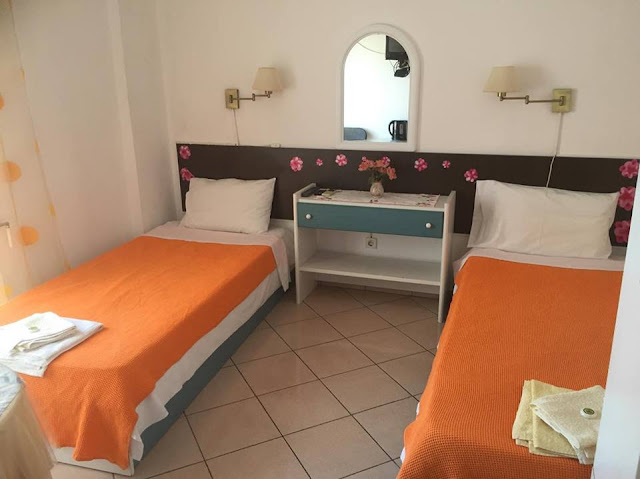 rooms to let Lesvos