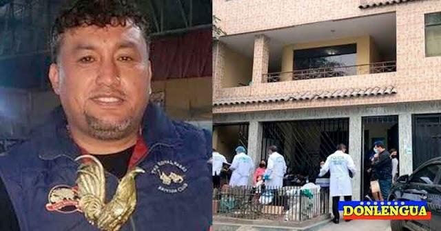 Tres venezolanos asesinaron y robaron a un empresario peruano