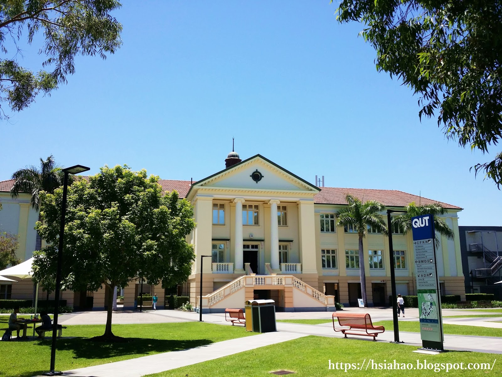 澳洲-QUT-昆士蘭科技大學-留學-申請-學校-Australia-University-Application