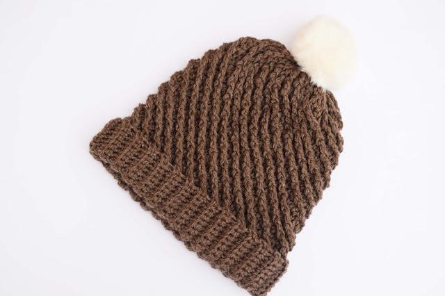1-Crochet Imagenes Gorro con puntada en relieve a crochet y ganchillo por Majovel Crochet