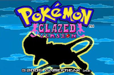 Pokemon Super Glazed para GBA Imagen Portada
