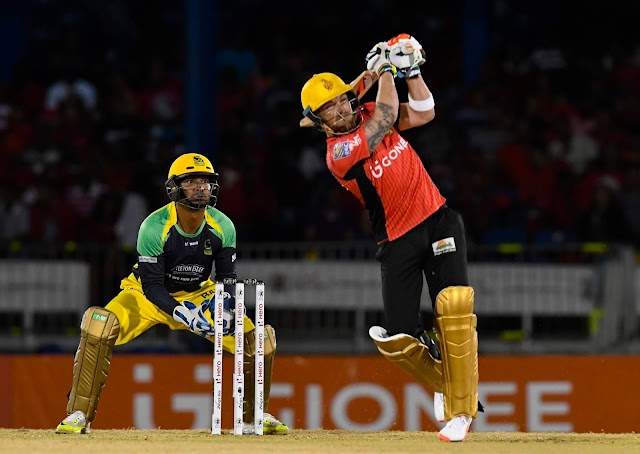 CPL T20 : Trinbago Knight Riders vs Jamaica Tallawahs Live : 7th September 2019