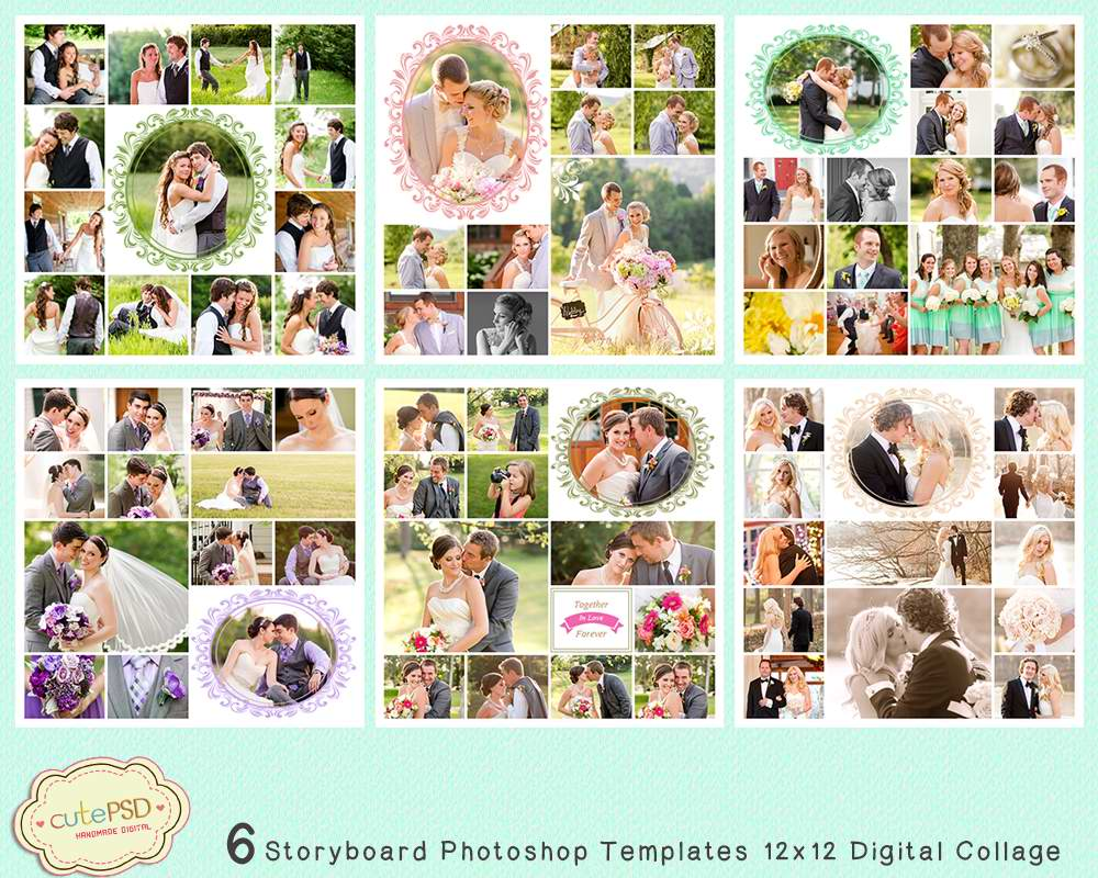 Blog board photoshop template ~ card templates ~ creative market.