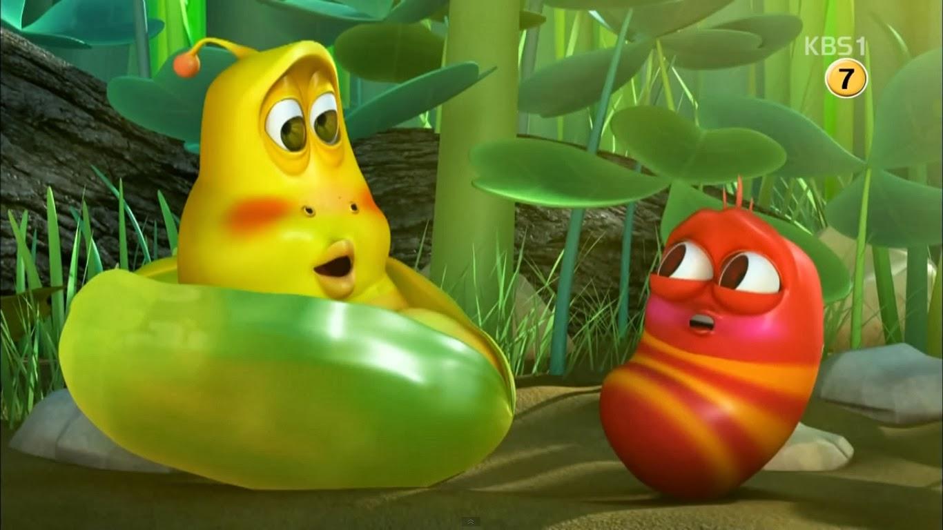 Gambar Film Larva