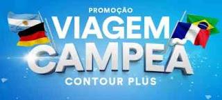 Cadastrar Promoção Contour Plous Copa do Mundo 2018 Viagem Campeã