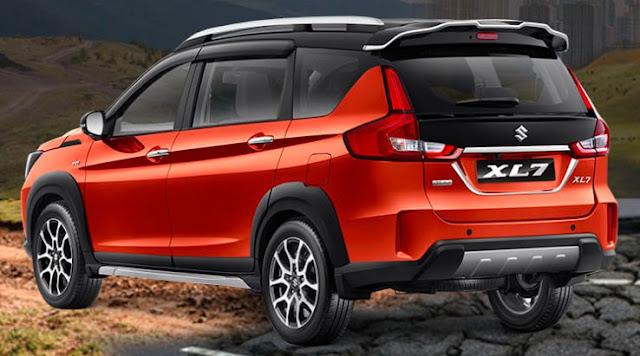 Suzuki XL7, Fitur Canggih, Varian Trim dan Daftar Harga Terbaru On The Road Jakarta