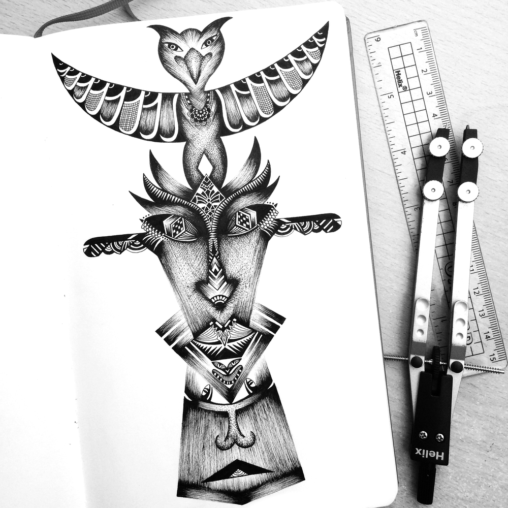 11-Stories-Pavneet-SembhiSelf-taught-Artist-Creates-Intricate-and-Detailed-Drawings-www-designstack-co