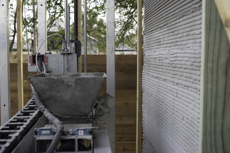 El desarrollo tecnológico de la impresión 3D en el futuro de la vivienda social