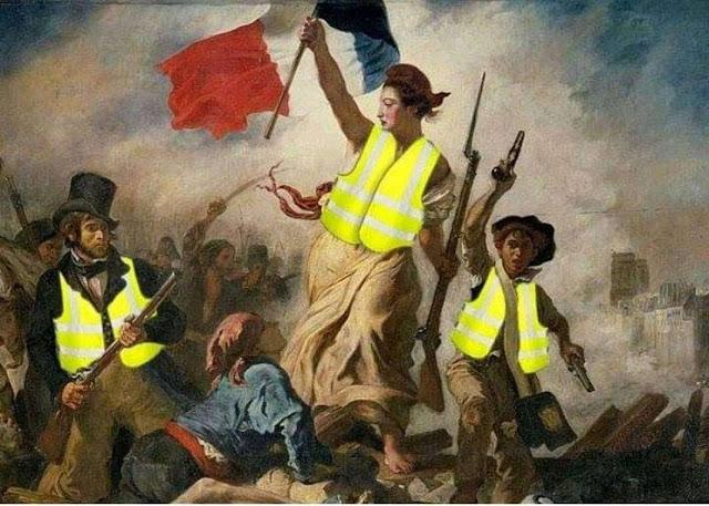 """""""Η Γαλλία βυθίζεται αργά στο χάος""""! Κι όχι μόνο αυτή…"""
