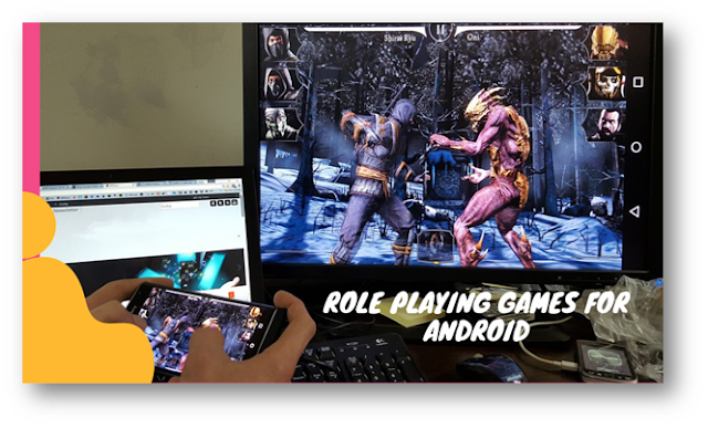 Top 10 best Role Playing Games you can download for free for your Android of 2019
