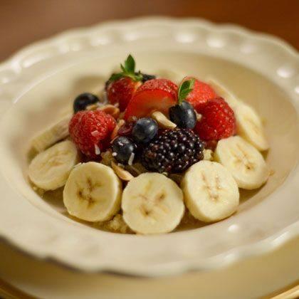 Belle's Enchanted Breakfast Porridge
