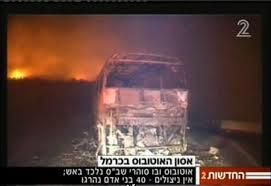 حرائق تجتاح اسرائيل وتطلب النجدة من تركيا وروسيا