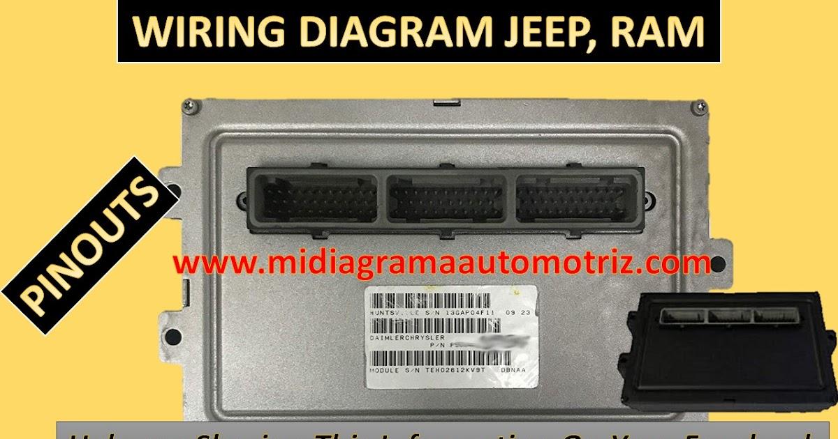 Wiring Diagram Grand Cherokee, Jeep Cherokee Wiring Diagram