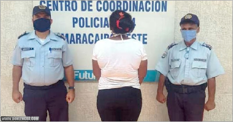 Detenida por Torturar a su propio hijo de un año y medio en Maracaibo