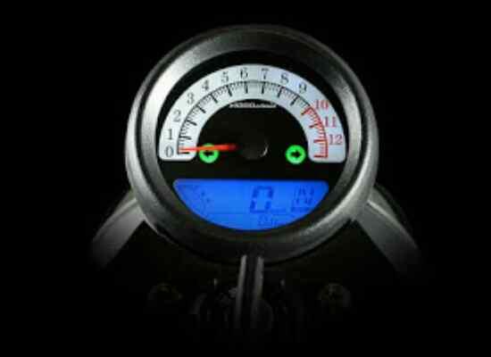 speedometer gpx legend 200