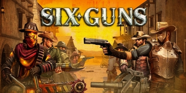 Six-Guns: Gang Showdown 2.9.4i Apk+data for Android