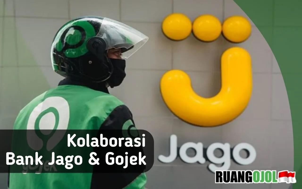 kerjasama gojek dan bank jago