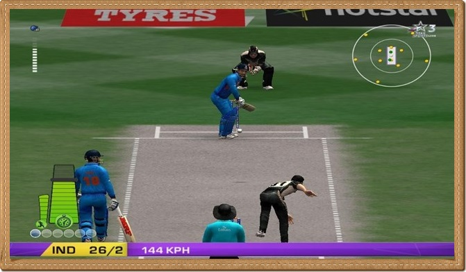 EA Sports Cricket 2017 PC Gameplay