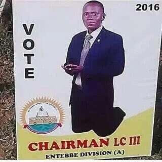Check out this hilarious campaign poster