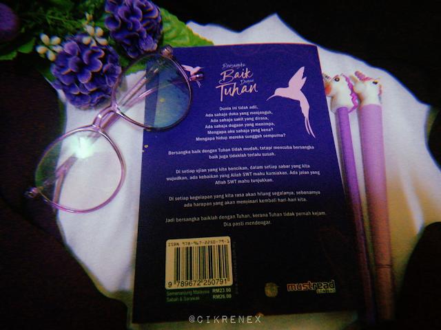 Bersangka baik dengan Tuhan ; Buku Motivasi dari Syira Lokman