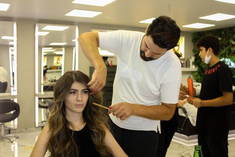 Ünlü kuaför Ahmet Tunbul'dan en popüler kaynak saç modelleri